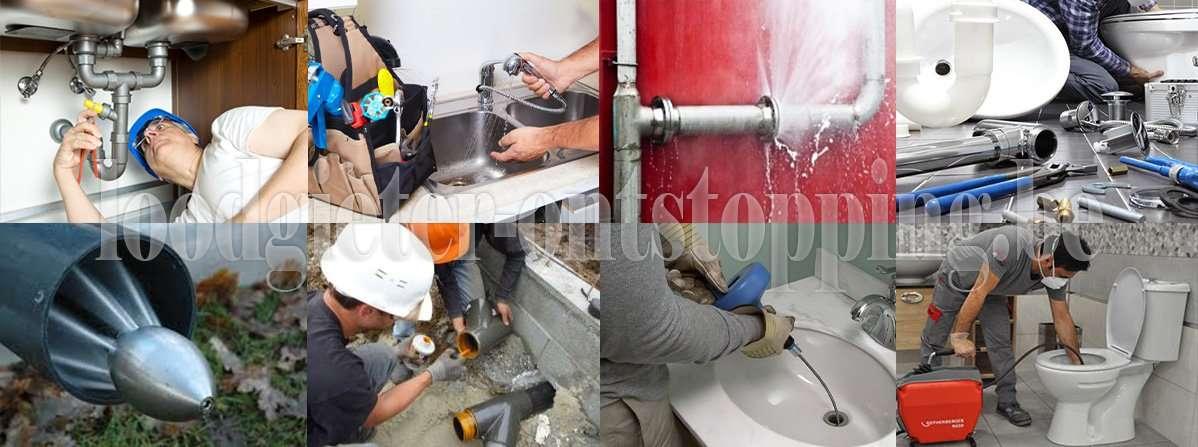 Loodgietersdienst & Ontstoppingsdienst in het Vlaamse Gewest: Ontstoppen Riool, Toilet, Afvoerleidingen, Wastafel, Gootsteen